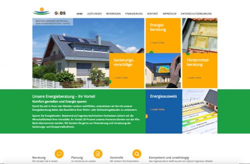 Firmenprofil von: GeBS Ingenieurbüro M. Progli, Energieberatung in Lahr