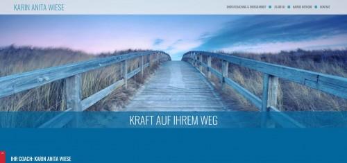 Firmenprofil von: Energie Coaching in Aschaffenburg – CQM Master Coach Karin Anita Wiese