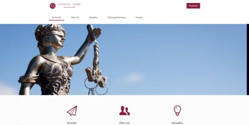 Firmenprofil von: Ihre Ansprechpartner für Erbrecht: Rechtsanwälte Daxhammer, Grieger & Kollegen