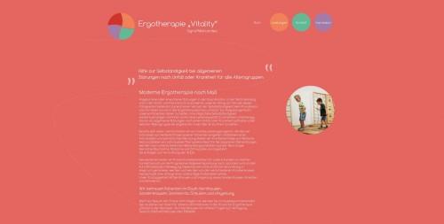 Firmenprofil von: Ergotherapiepraxis Vitality: Die Praxis in Nordhausen