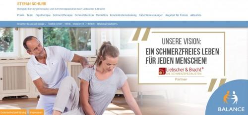 Firmenprofil von: Ihre Ergotherapie in Geislingen nahe Heidenheim: Praxis für Ergotherapie Schurr