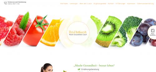 Firmenprofil von: Ihr Gesundheitscoach in Kassel: Rolf Eckhardt