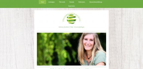 Firmenprofil von: Ihr Partner für eine professionelle Ernährungsumstellung in Münster und Ahaus: Ernähre dich richtig