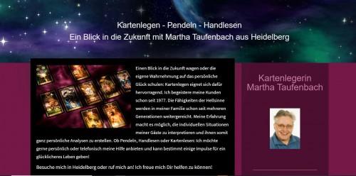 Firmenprofil von: Wagen Sie einen Blick in die Zukunft – Professionelle Esoterik in Heidelberg