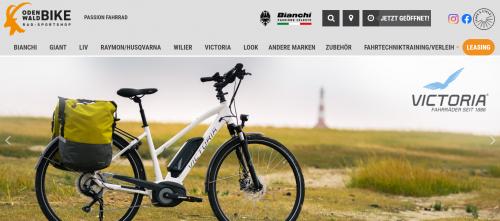 Firmenprofil von: Rad-Sportshop Odenwaldbike – hier finden Sie die Spezialisten für Rennräder im Rhein-Main-Neckar-Gebiet