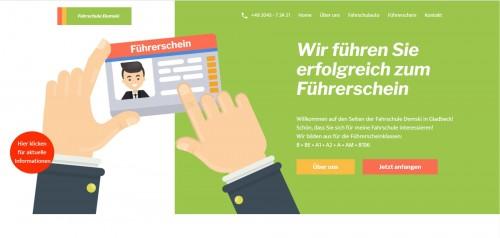 Firmenprofil von: Fahrschule Demski: Der schnelle Weg zum Führerschein in Gladbeck