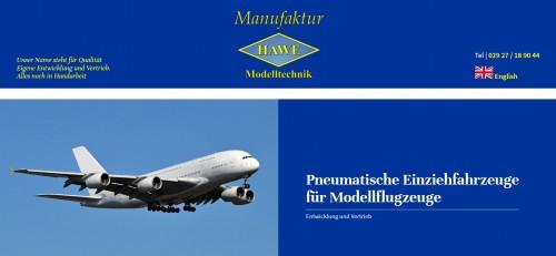 Firmenprofil von: Modellbau Anröchte: die Faszination des Fliegens