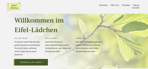 Firmenprofil von: Exklusive Feinkost aus dem Eifel-Lädchen in Simmerath