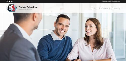 Firmenprofil von: Zuverlässige Finanzbuchhaltung in Oberhausen – Eckhard Schneider