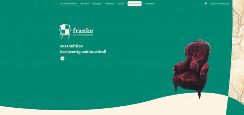 Firmenprofil von: Meister- Antik u. Kunstpolsterei  Michael Franke in Berlin