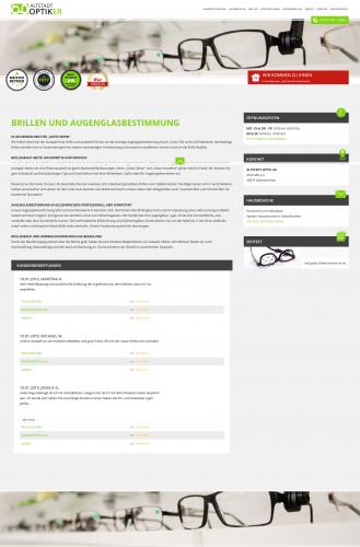 Firmenprofil von: Optiker in Gelsenkirchen