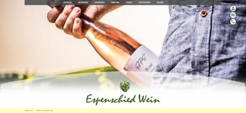 Firmenprofil von: Ihr Partner für exklusive Weine: Espenschied Wein