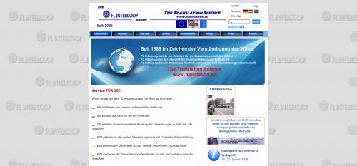 Firmenprofil von: Übersetzungsdienst Moers: FL Intercoop Translation Ltd. & Co. KG für ausgezeichnete Übersetzungen