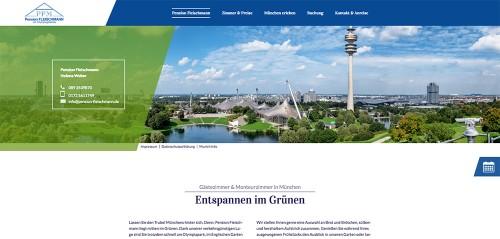Firmenprofil von: Pension Fleischmann in München