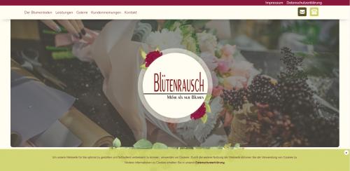 Firmenprofil von: Blütenrausch – Ihr Fleurop Florist in Überlingen