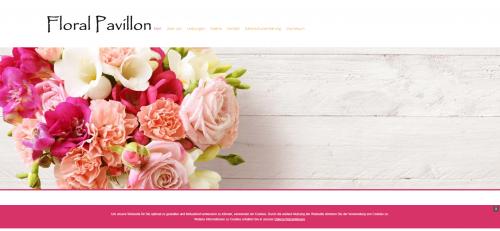 Firmenprofil von: Floral Pavillon in Berlin: Blumen für jeden Anlass