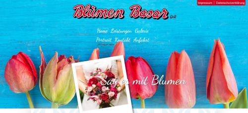 Firmenprofil von: Gesucht und gefunden: Florale Ideen von Blumen-Basar in Bremen