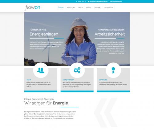 Firmenprofil von: Ingenieurbüro Flow-on in Dessau