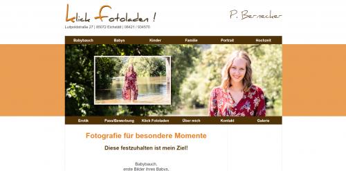 Firmenprofil von: Kunstvolle Fotografie in Eichstätt – Petra Bernecker