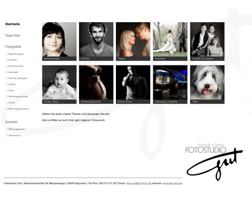 Firmenprofil von: Fotostudio Gut in Bayreuth