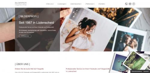 Firmenprofil von: Ihr Fotostudio in Lüdenscheid: Bilderprofi Foto Vitt