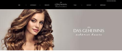 Firmenprofil von: Haarmoden Lünzmann – Ihr Friseur in Bremen
