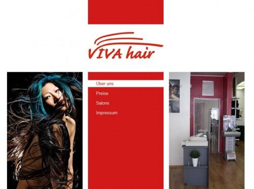Firmenprofil von: Friseursalon VIVA hair in Bochum