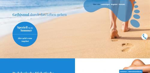 Firmenprofil von: Ihre Fußpflege in Unna: Podologie Diabetische Fußbehandlung