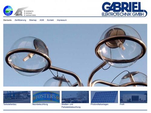Firmenprofil von: Gabriel Elektrotechnik GmbH, Tankstellenbau aus Dortmund