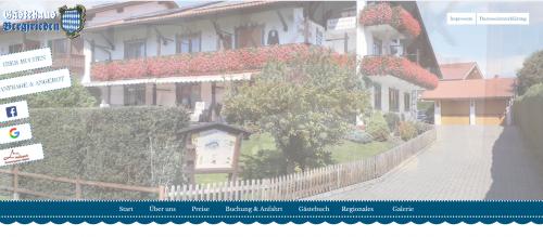 Firmenprofil von: Der Bergfrieden ruft – Urlaub im idyllischen Gästehaus