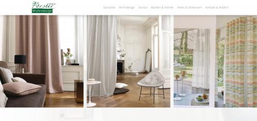 Firmenprofil von: Ihre textilen Wohnträume: Gardinen aus Coburg