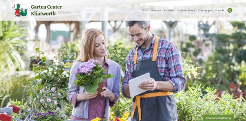 Firmenprofil von: Gestalten Sie sich Ihren Traumgarten – Garten Center Klintworth aus Hamburg