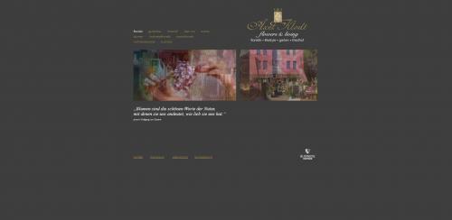 Firmenprofil von: Individuelle Floristik in Bochum: Axel Klodt