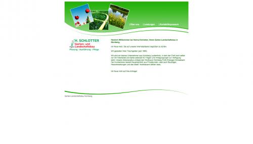 Firmenprofil von: Dipl.-Ing. FH Helmut Schlotter Garten- und Landschaftsbau