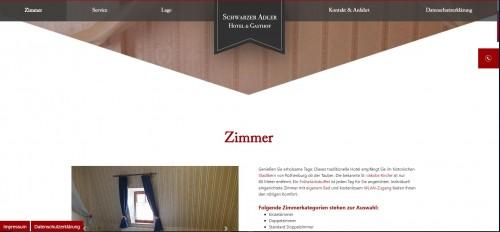 Firmenprofil von: Mittelalterliches Flair in Rothenburg ob der Tauber – Hotel und Gasthof Schwarzer Adler