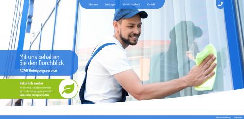 Firmenprofil von: Strahlende Sauberkeit im ganzen Haus: Acar Reinigungsservice in Herne