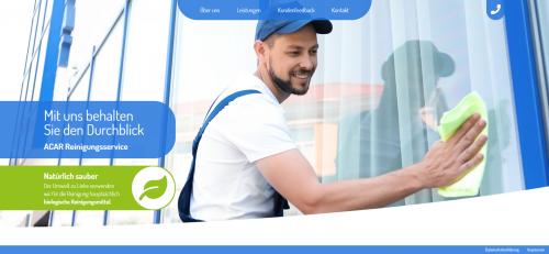 Firmenprofil von: Ihr Partner für eine Unterhaltsreinigung in Herne: Acar Reinigungsservice