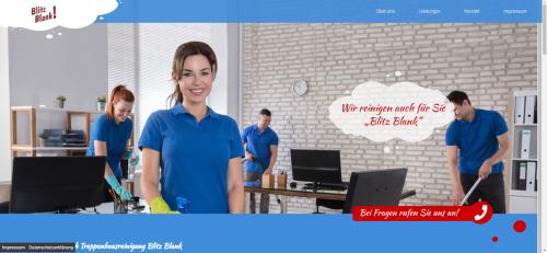 Firmenprofil von: Ihr Partner für eine professionelle Gebäudereinigung in Elmshorn: Dittrich Treppenhausreinigung Blitz Blank