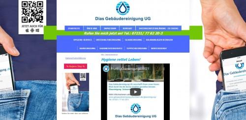 Firmenprofil von: Gründliche Gebäudereinigung in Pforzheim: DIAS Gebäudereinigung