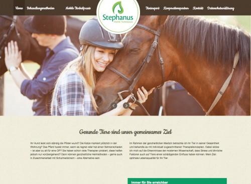 Firmenprofil von: Mobile Tierheilpraxis Stephanus im Raum Sailauf: Das Tierwohl im Fokus