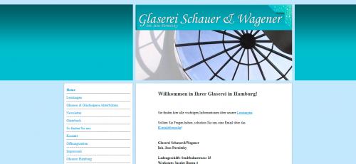 Firmenprofil von: Glasklare Aussichten mit der Glaserei Schauer und Wagner in Hamburg