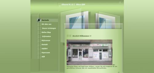 Firmenprofil von: Ihr Glasereibetrieb in Berlin: Glaserei Heiko Hinze