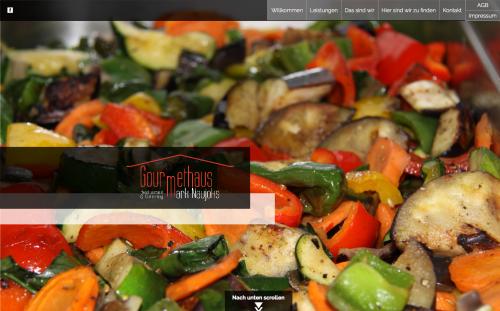Firmenprofil von: Mittagsbistro, Business Lunch, Catering: Gourmethaus Mark Naujoks in Hamburg-St. Pauli