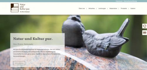 Firmenprofil von: Ihr Steinmetz in Düsseldorf: Ecken Heribert OHG