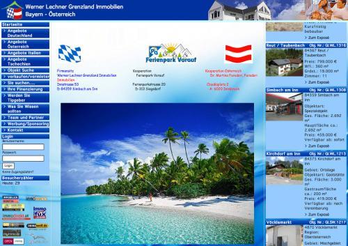 Firmenprofil von: Werner Lechner Grenzland Immobilien aus Simbach am Inn
