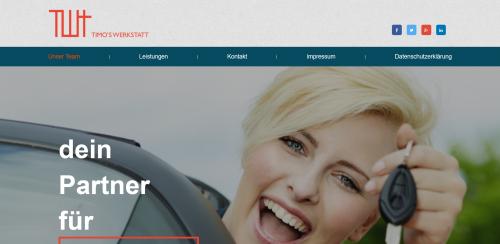 Firmenprofil von: Ihr Profi für den Scheibenaustausch in Gummersbach – Timos Werkstatt