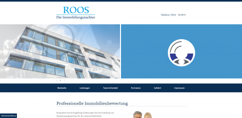 Firmenprofil von: ROOS Die Immobiliengutachter GbR: Ihre Bausachverständiger in Bielefeld