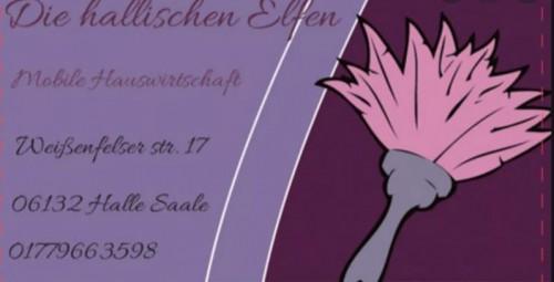 Firmenprofil von: Professionelle Unterhaltsreinigung für Privat und Gewerbe in Halle – Die hallischen Elfen