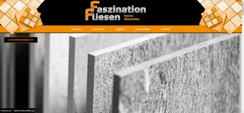 Firmenprofil von: Ihre Experten für Fliesenarbeiten in Schaumburg: Faszination Fliesen