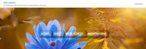 Firmenprofil von: Ihr Onlineshop für Hanfprodukte: nah-natura.de